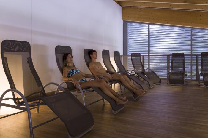 Soppalco relax Aquaclub Valle del Chiese